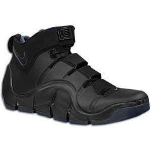 c7319e24d30 FOR SALE Nike Air Zoom LeBron James IV 4 US Size 10.5 Black Mens ...
